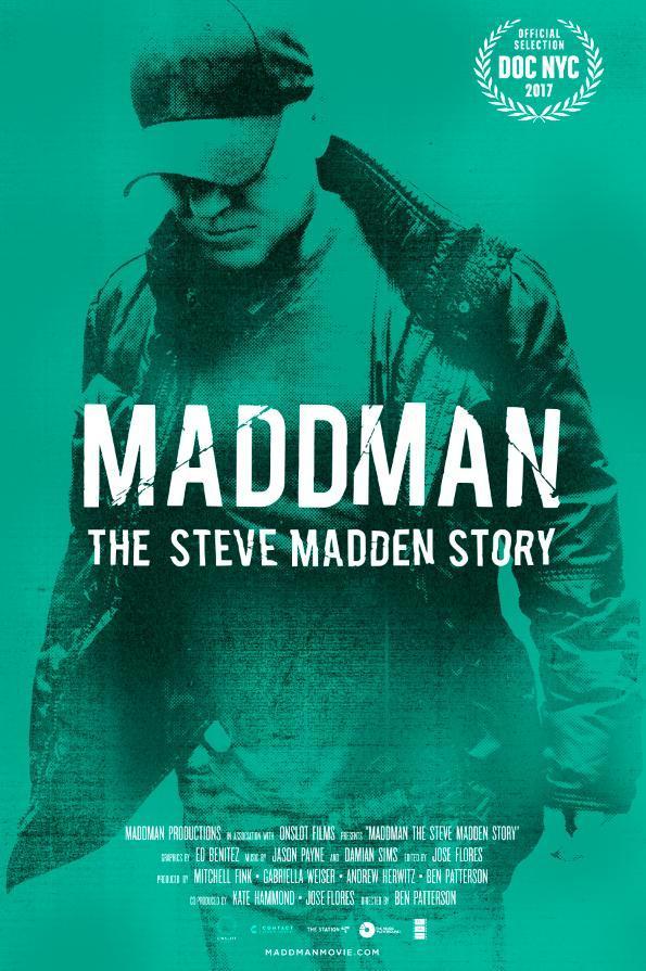 مشاهدة فيلم maddman the steve madden story 2011 HD مترجم كامل اون لاين