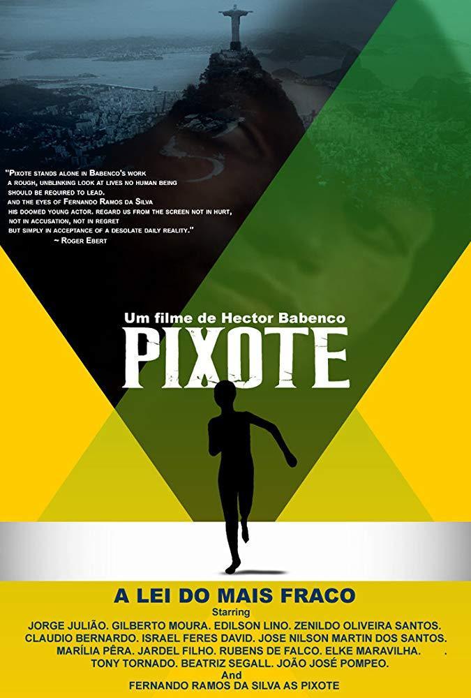مشاهدة فيلم Pixote 1981 HD مترجم كامل اون لاين (للكبار فقط)