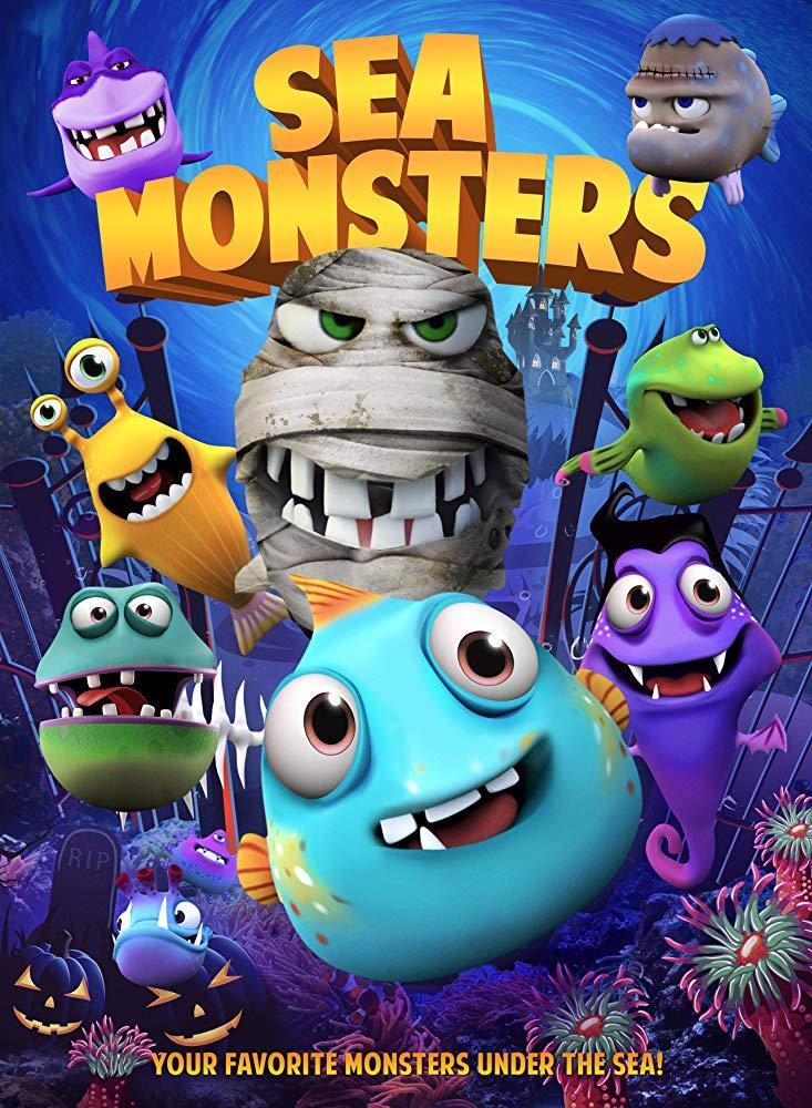 مشاهدة فيلم Sea Monsters 2018 HD مترجم كامل اون لاين