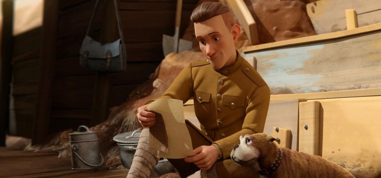 مشاهدة فيلم Sgt Stubby An American Hero 2018 HD مترجم كامل اون لاين