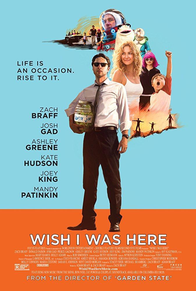 مشاهدة فيلم Wish I Was Here 2014 HD مترجم كامل اون لاين