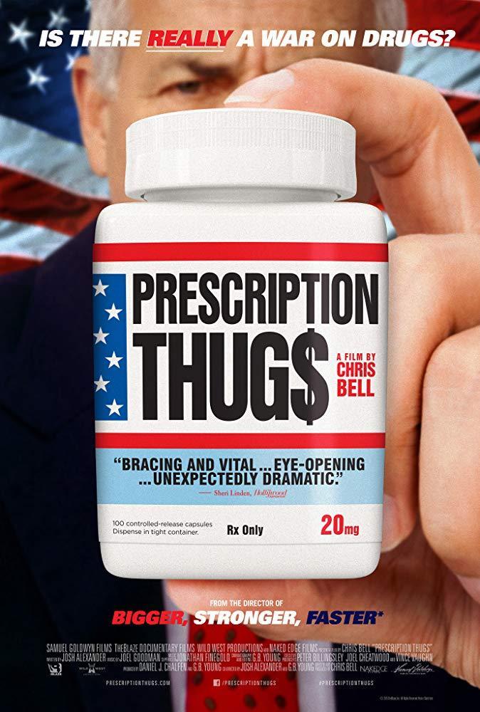 مشاهدة فيلم Prescription Thugs 2015 HD مترجم كامل اون لاين