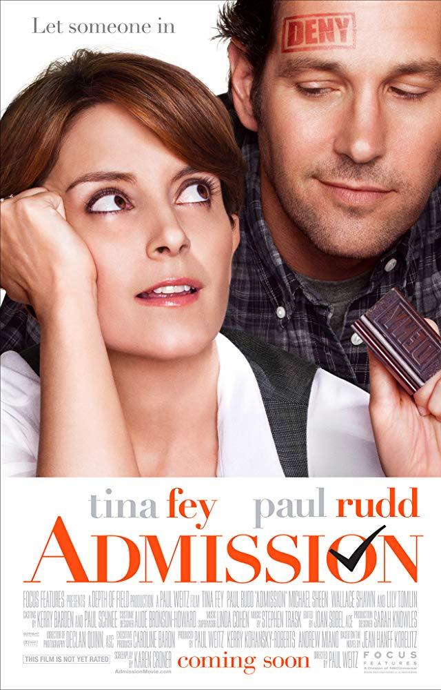 مشاهدة فيلم Admission 2013 HD مترجم كامل اون لاين