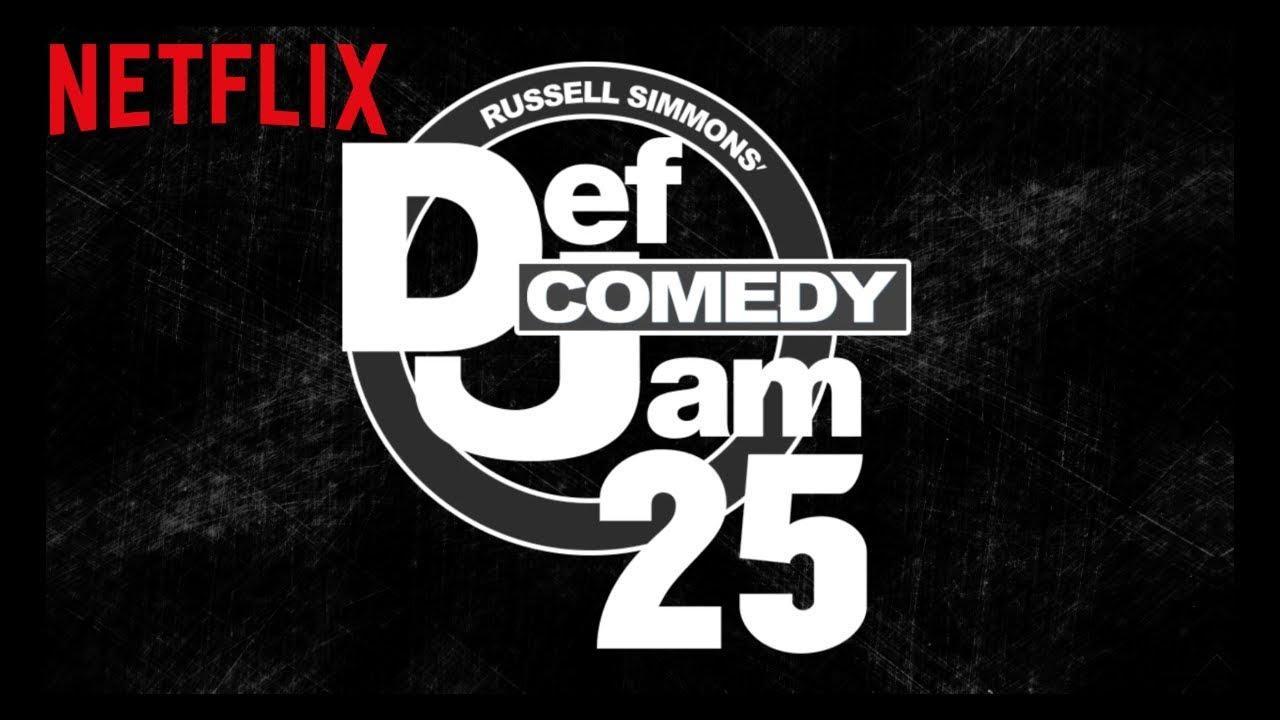 مشاهدة فيلم Def Comedy Jam 25 2017 HD مترجم كامل اون لاين