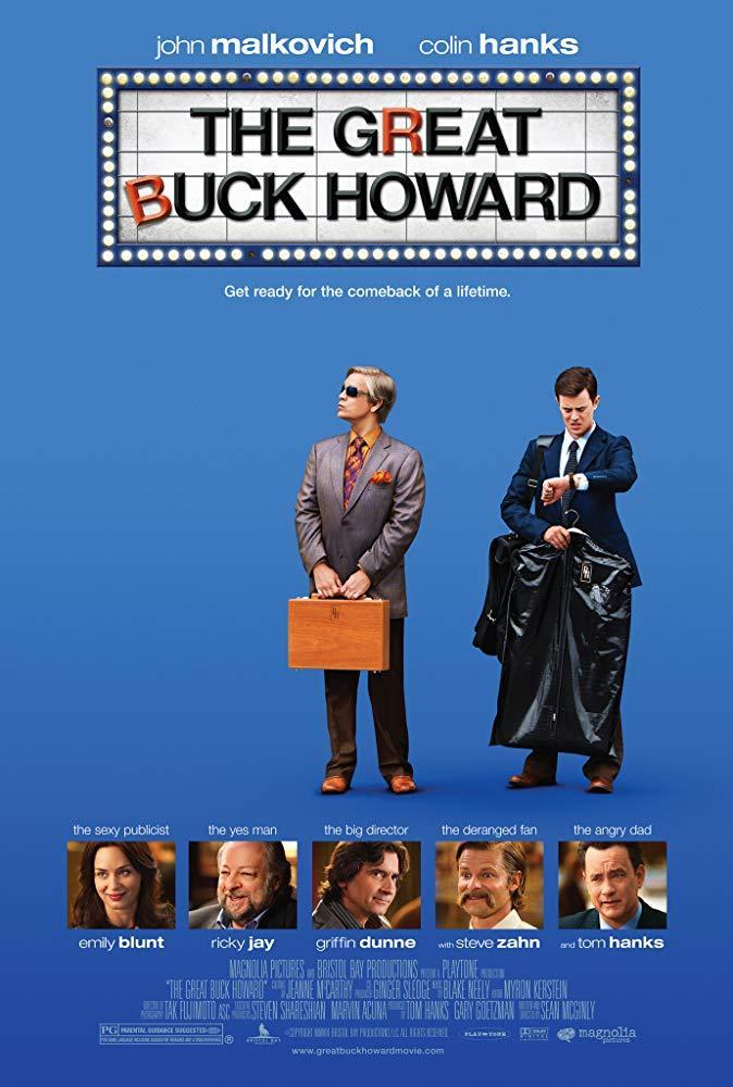 مشاهدة فيلم The Great Buck Howard HD مترجم كامل اون لاين