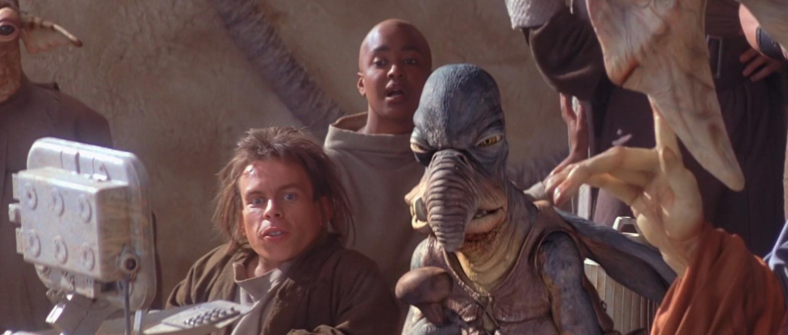 مشاهدة فيلم Star Wars Episode I - The Phantom Menace 1999 HD مترجم كامل اون لاين