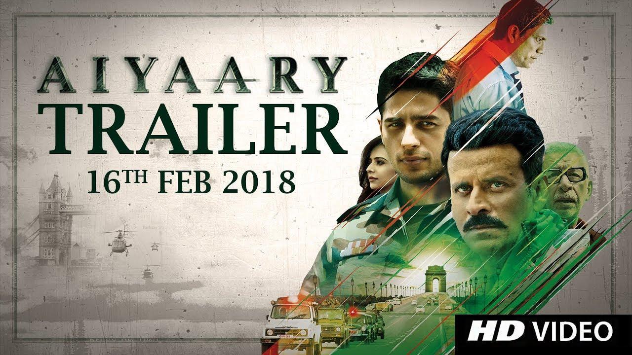 مشاهدة فيلم Aiyaary 2018 HD مترجم كامل اون لاين