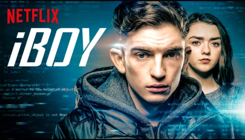 مشاهدة فيلم iBoy 2017 HD مترجم كامل اون لاين