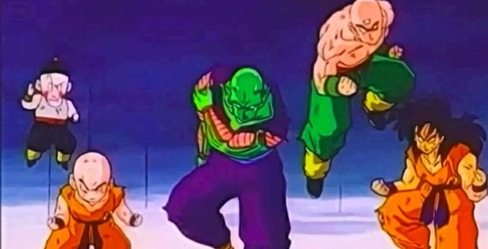 مشاهدة فيلم Doragon Boru Z Chikyu Marugoto Cho Kessen 1990 HD مترجم كامل اون لاين