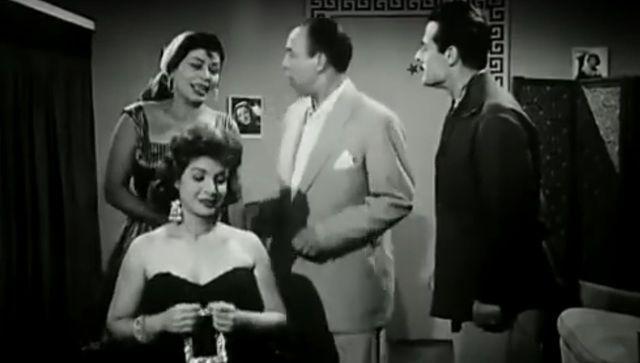 مشاهدة فيلم حسن وماريكا 1959 DVD يوتيوب اون لاين