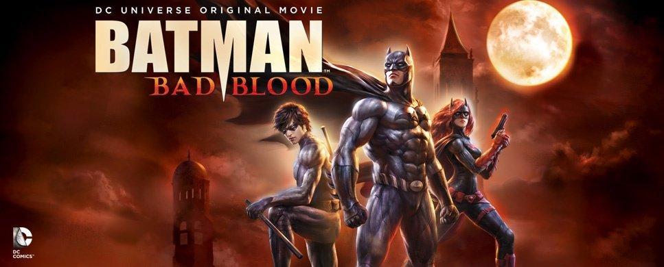 مشاهدة فيلم Batman: Bad Blood 2016 HD مترجم كامل اون لاين