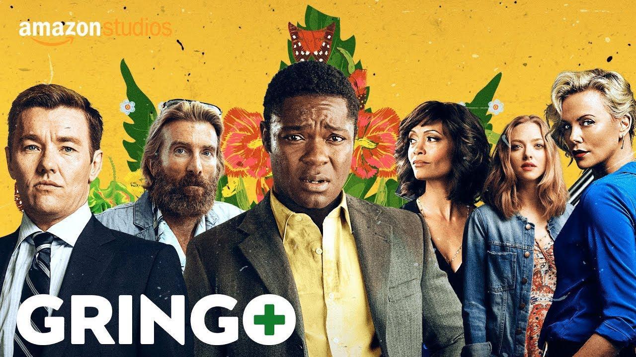 مشاهدة فيلم Gringo 2018 HD مترجم كامل اون لاين