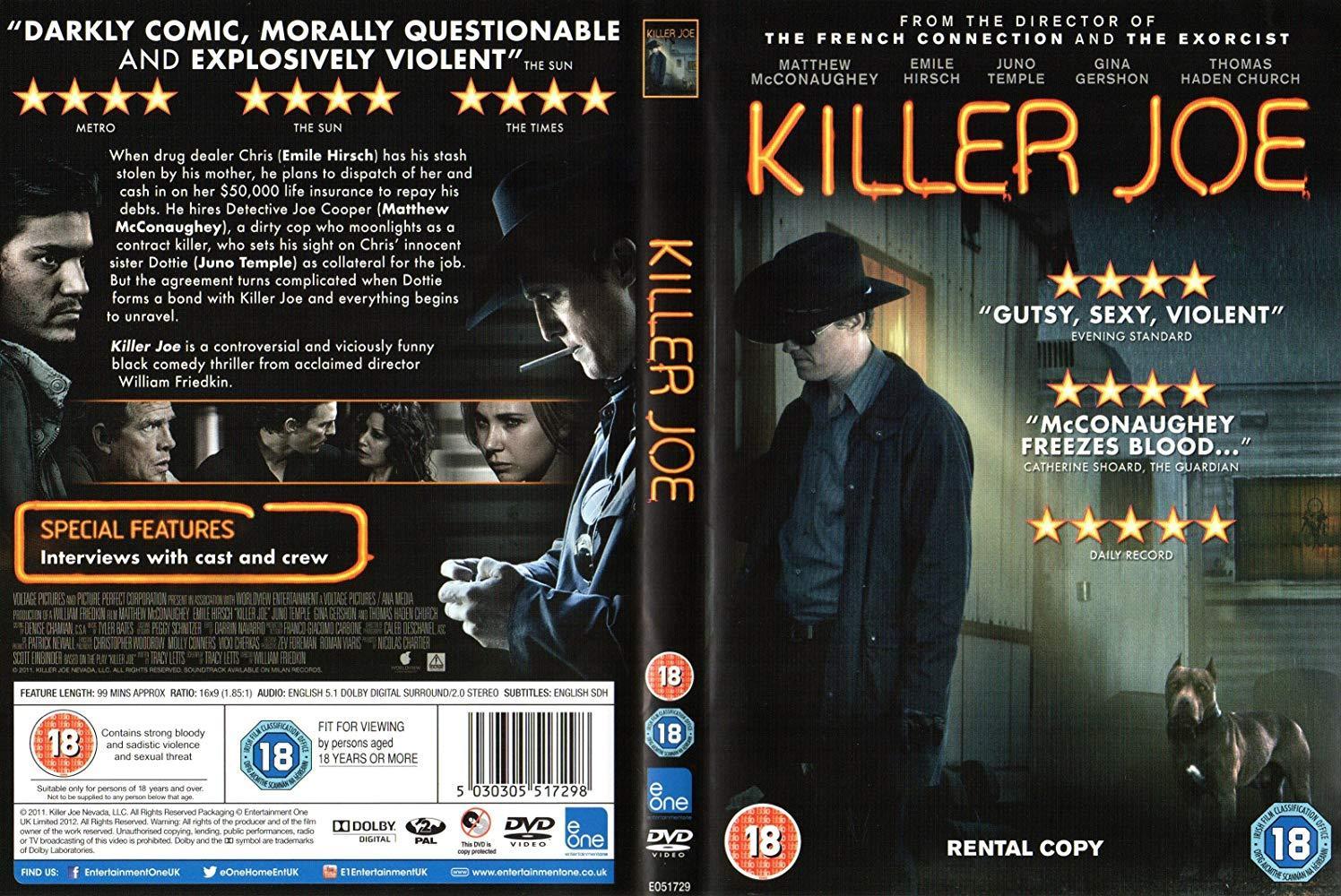 مشاهدة فيلم Killer Joe 2011 HD مترجم كامل اون لاين
