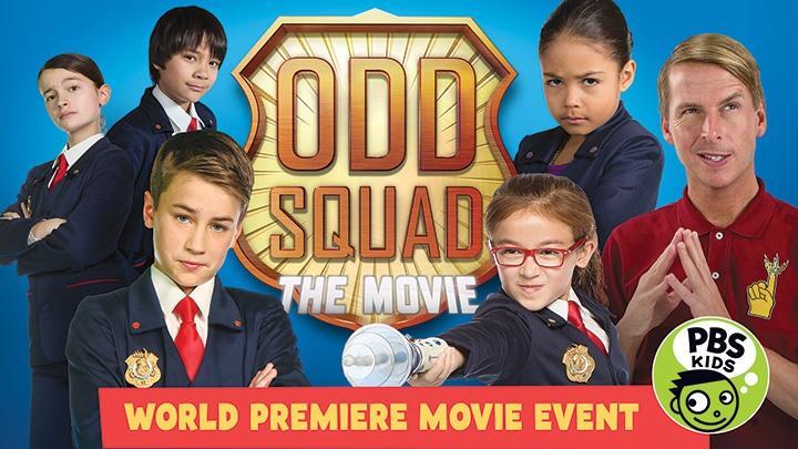 مشاهدة فيلم Odd Squad The Movie 2016 HD مترجم كامل اون لاين