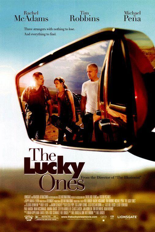مشاهدة فيلم The Lucky Ones HD مترجم كامل اون لاين