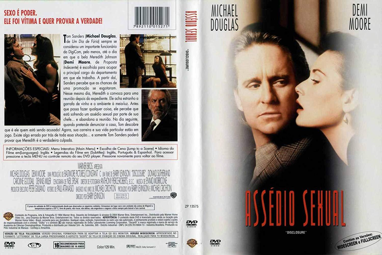 مشاهدة فيلم Disclosure 1994 HD مترجم كامل اون لاين