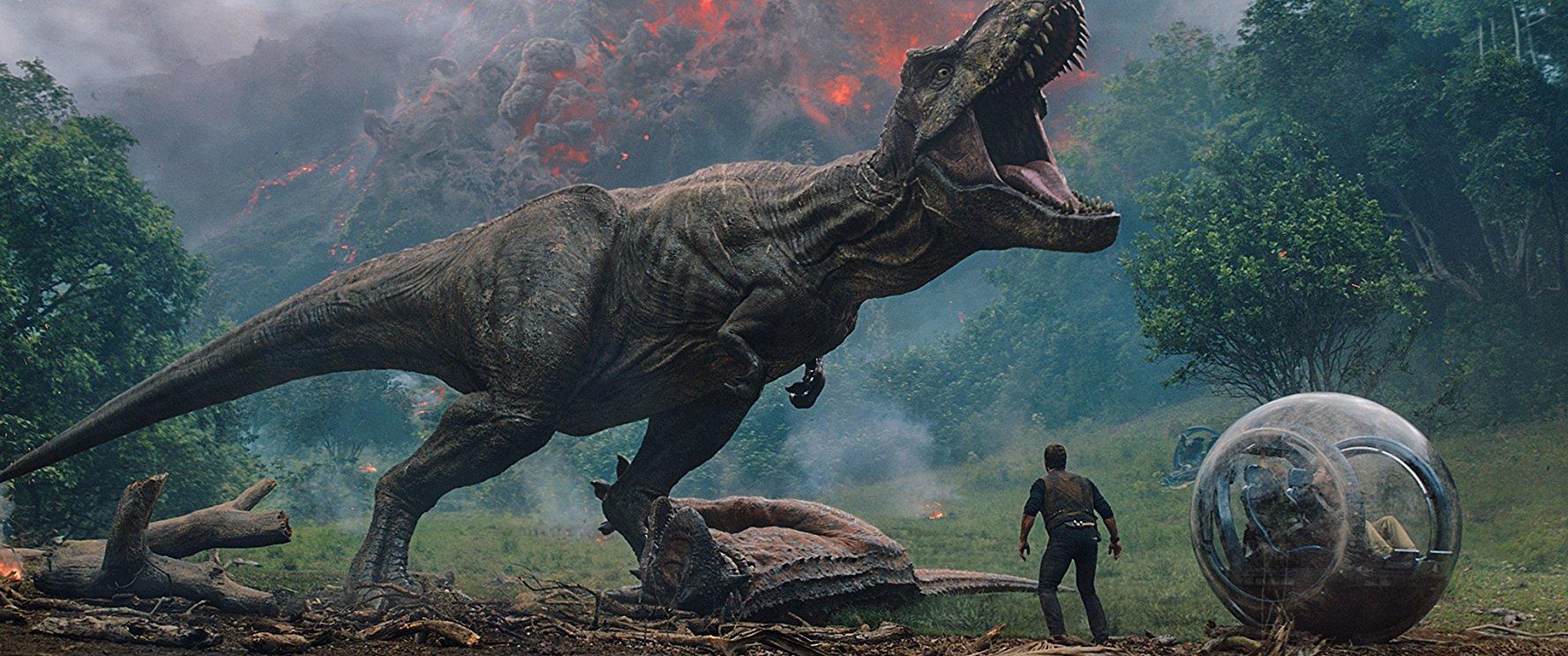 مشاهدة فيلم Jurassic World: Fallen Kingdom 2018 HD مترجم كامل اون لاين
