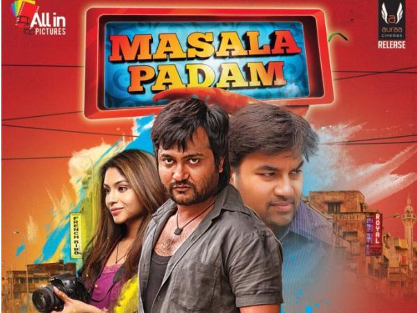 مشاهدة فيلم Masala Padam 2015 HD مترجم كامل اون لاين