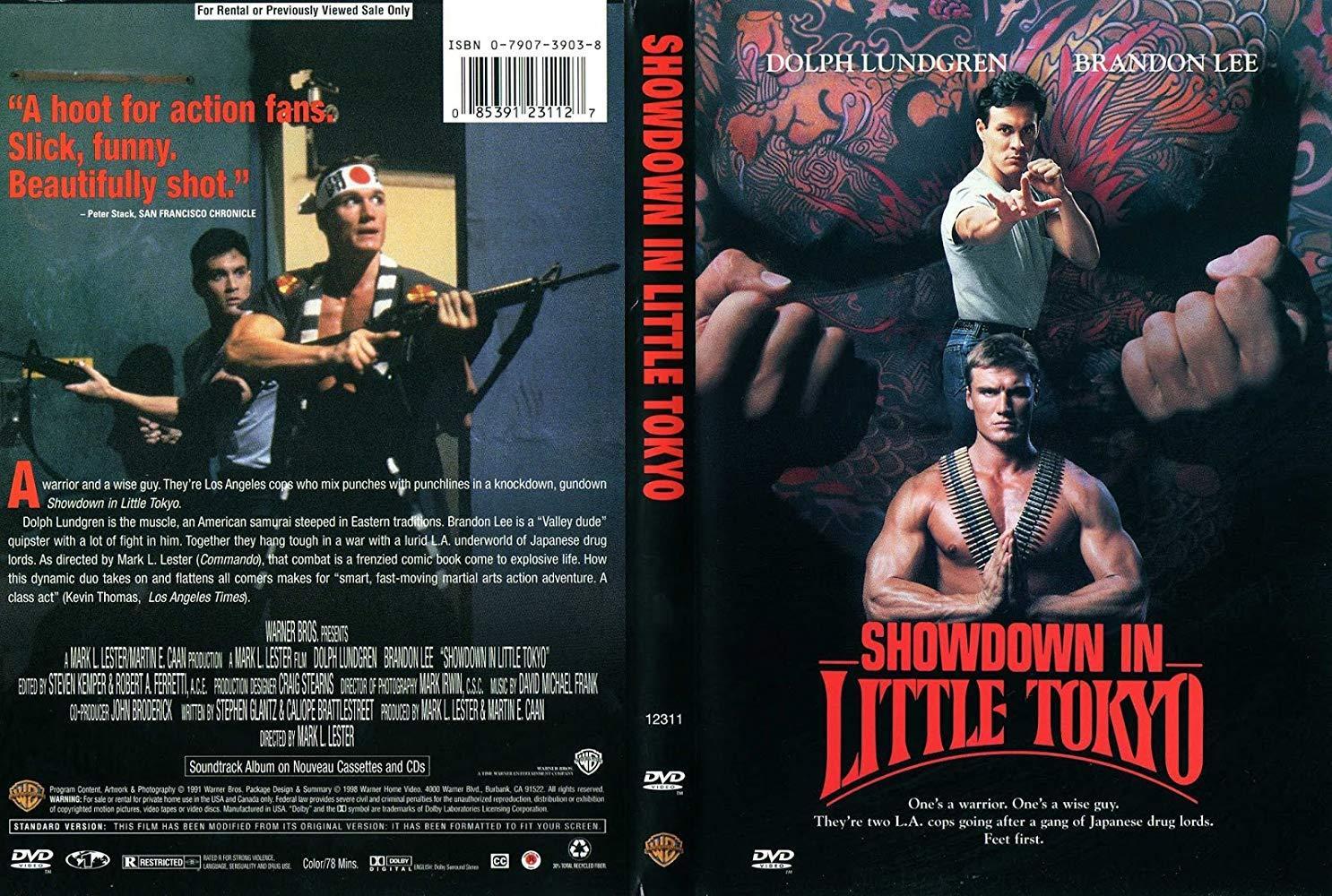 مشاهدة فيلم Showdown In Little Tokyo 1991 HD مترجم كامل اون لاين