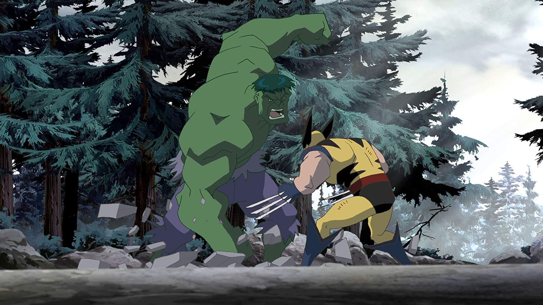 مشاهدة فيلم Hulk Vs 2009 HD مترجم كامل اون لاين