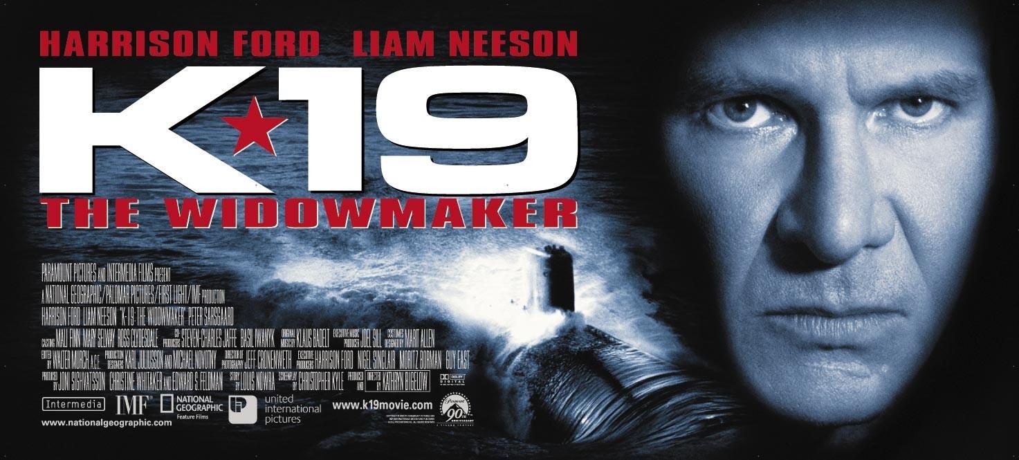 مشاهدة فيلم K19 The Widowmaker 2002 HD مترجم كامل اون لاين