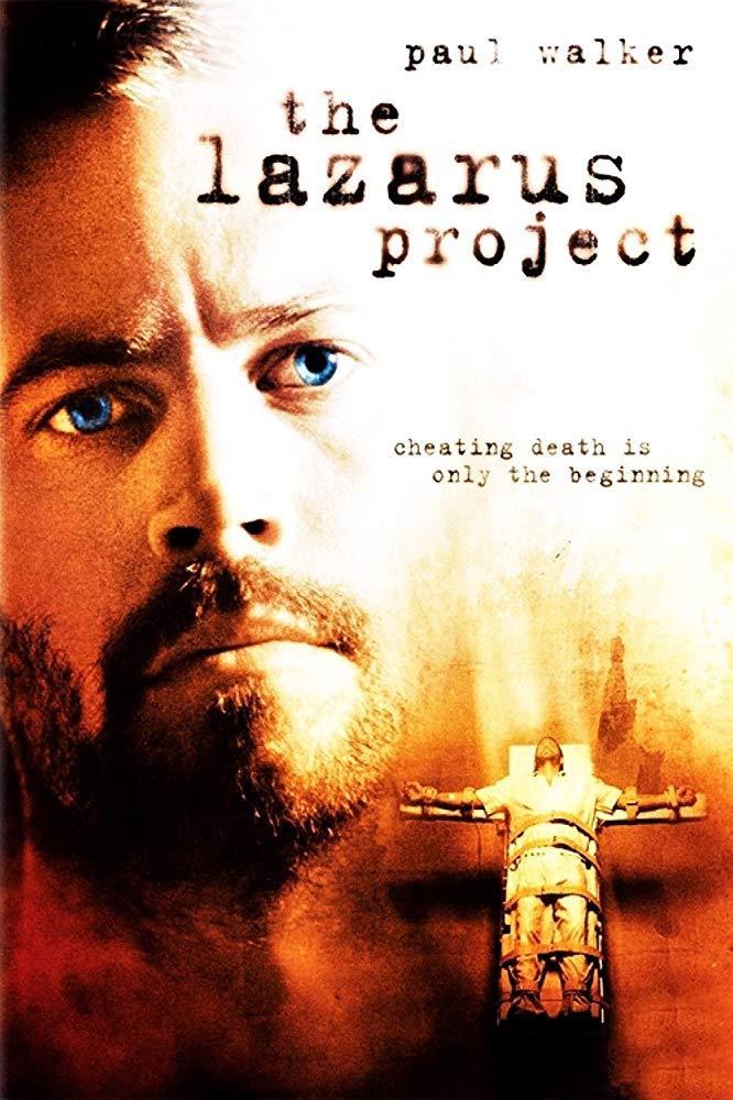 مشاهدة فيلم The Lazarus Project HD مترجم كامل اون لاين