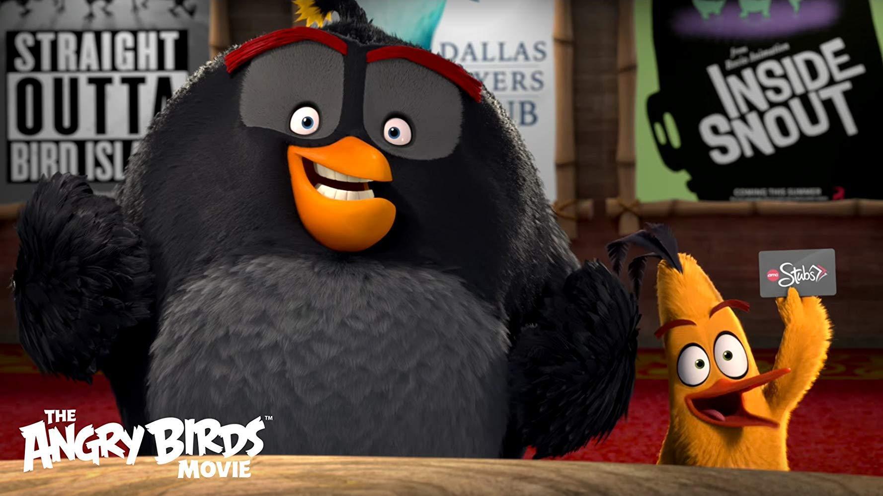 مشاهدة فيلم The Angry Birds Movie 2016 HD مترجم كامل اون لاين