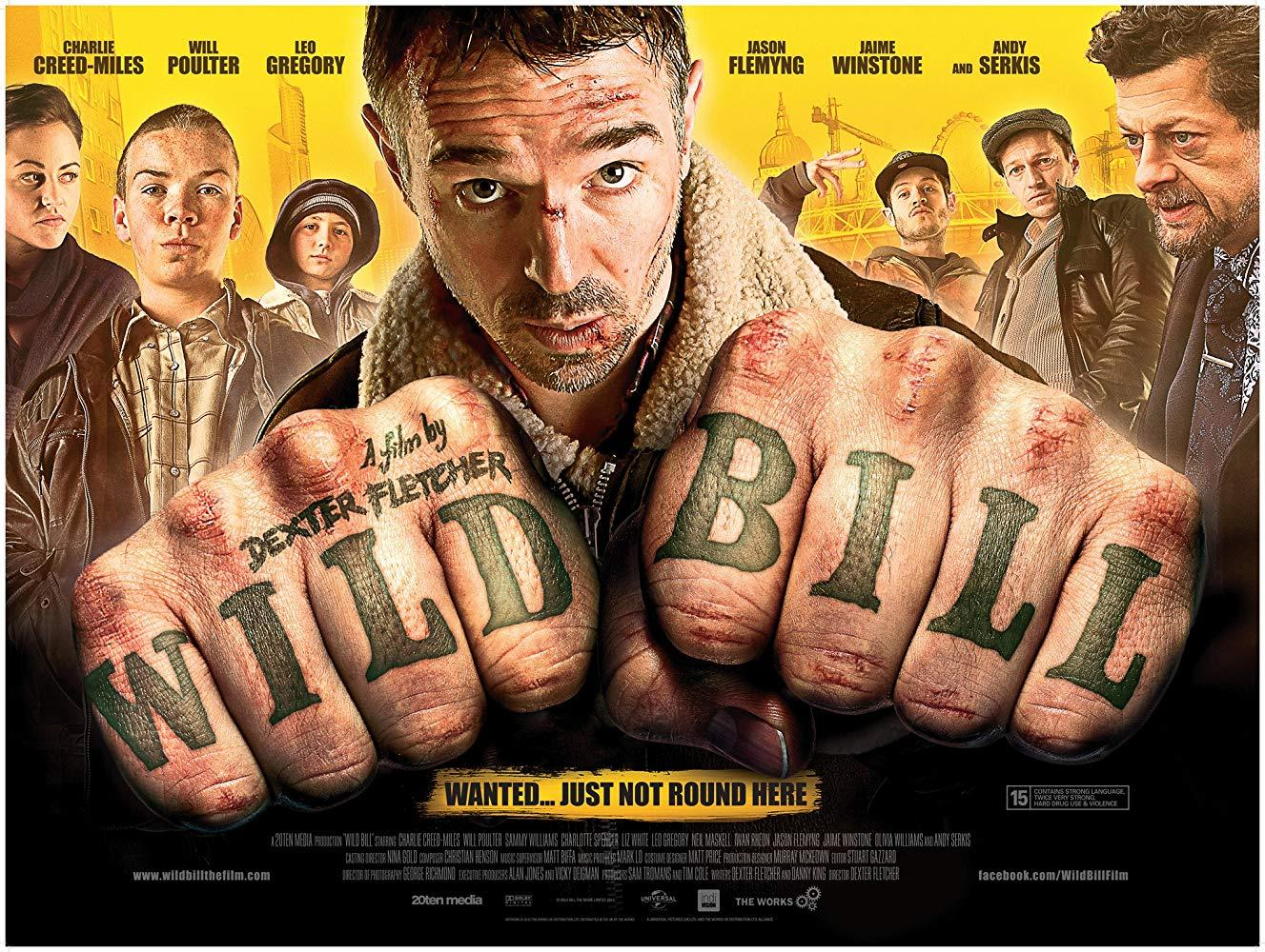 مشاهدة فيلم Wild Bill 2011 HD مترجم كامل اون لاين