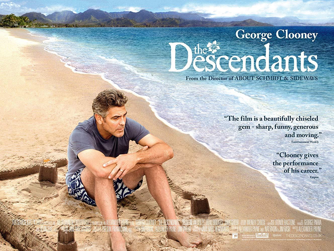 مشاهدة فيلم The Descendants 2011 HD مترجم كامل اون لاين