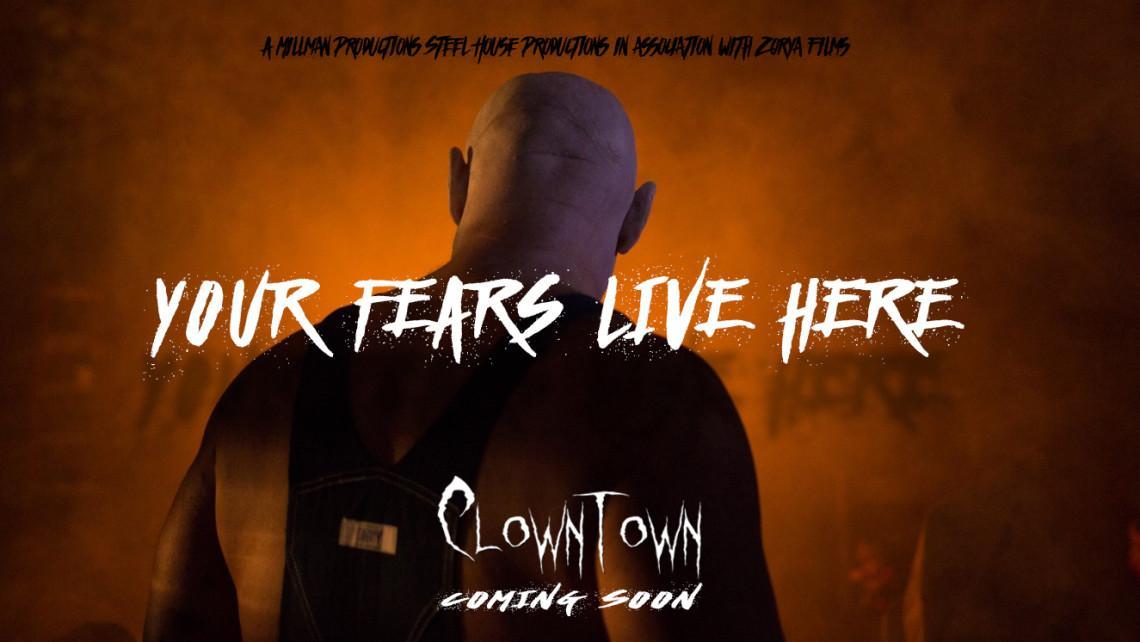 مشاهدة فيلم ClownTown 2016 HD مترجم كامل اون لاين