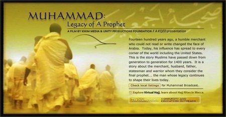 مشاهدة فيلم Muhammad Legacy Of A Prophet 2002 HD مترجم كامل اون لاين