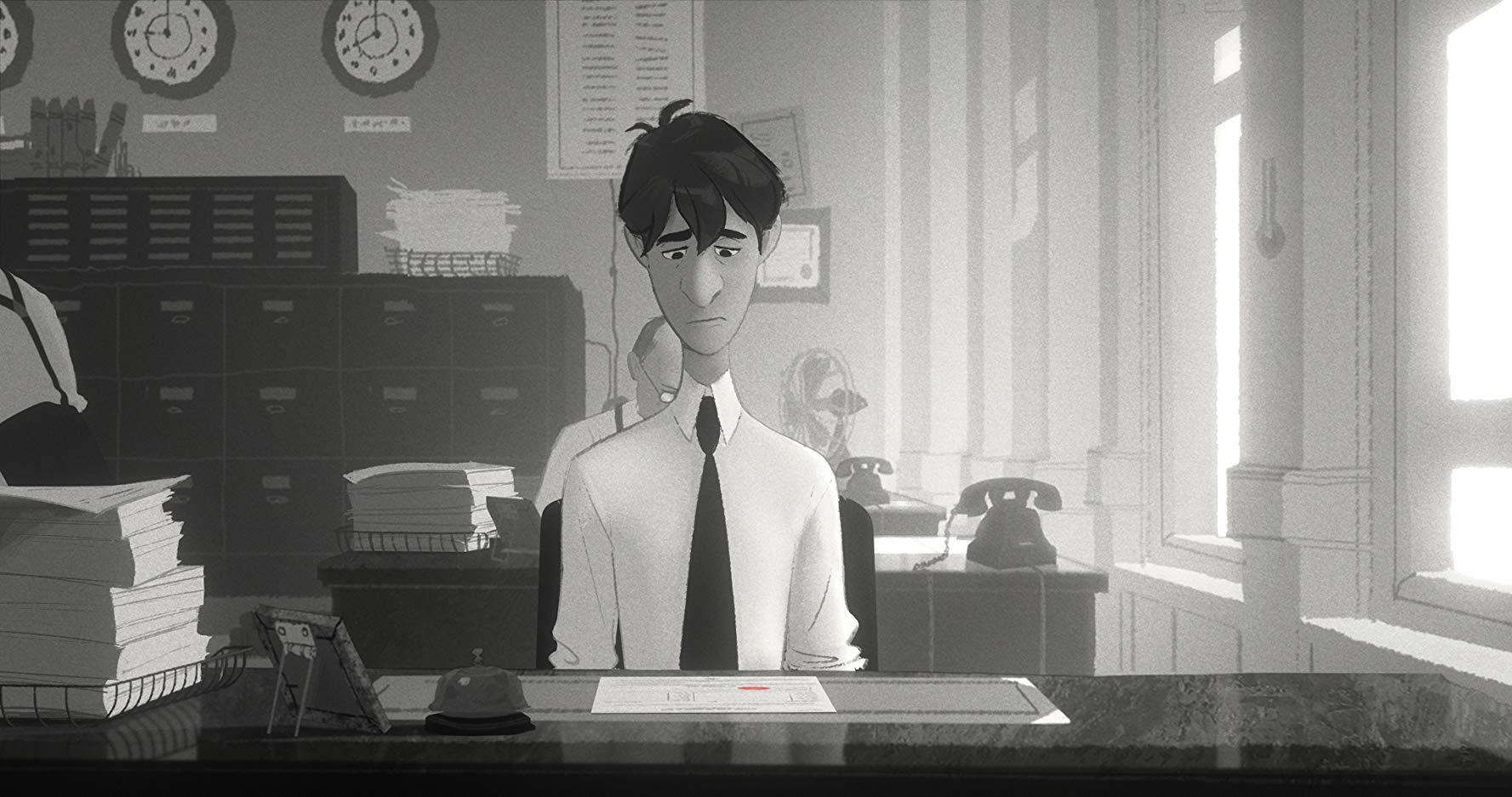مشاهدة فيلم Paperman 2012 HD مترجم كامل اون لاين