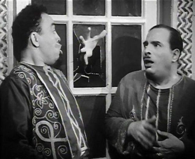 مشاهدة فيلم اسماعيل يس في بيت الاشباح 1951 DVD يوتيوب اون لاين