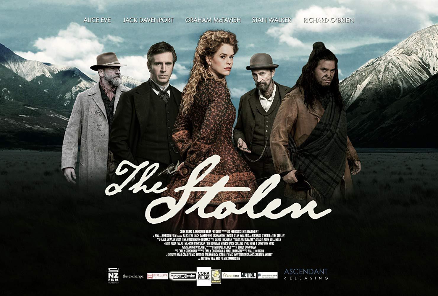 مشاهدة فيلم The Stolen 2017 HD مترجم كامل اون لاين