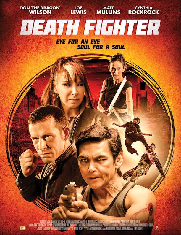 مشاهدة فيلم Death Fighter 2017 HD مترجم كامل اون لاين
