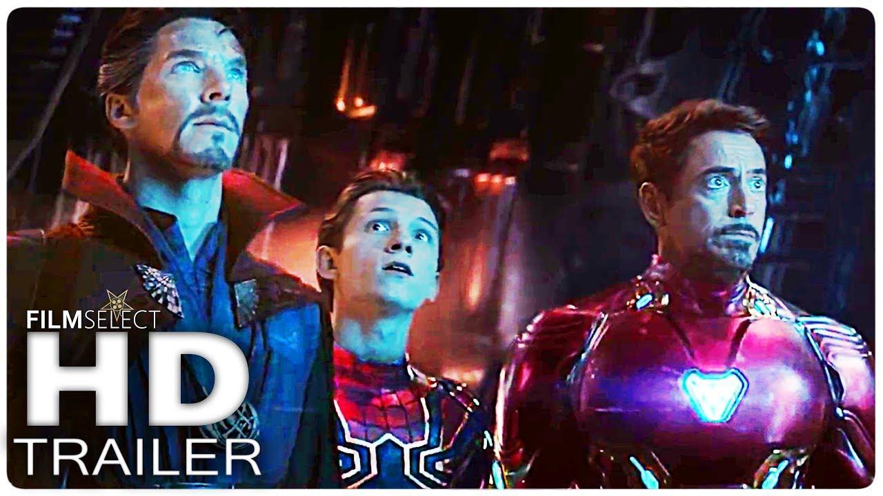 مشاهدة فيلم Avengers: Infinity War 2018 HD مترجم كامل اون لاين
