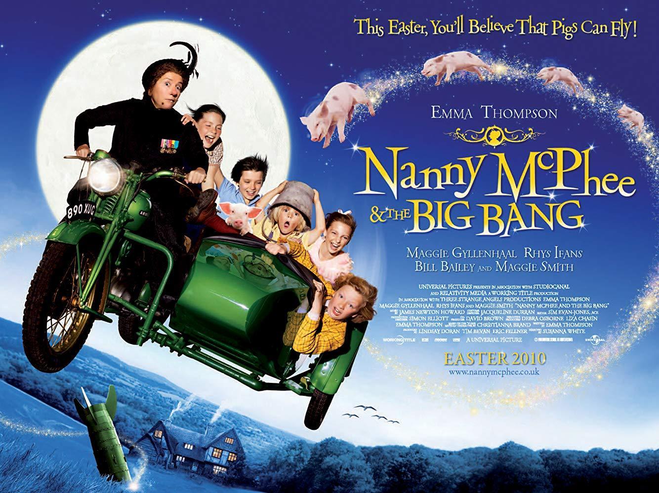 مشاهدة فيلم Nanny McPhee And The Big Bang 2010 HD مترجم كامل اون لاين