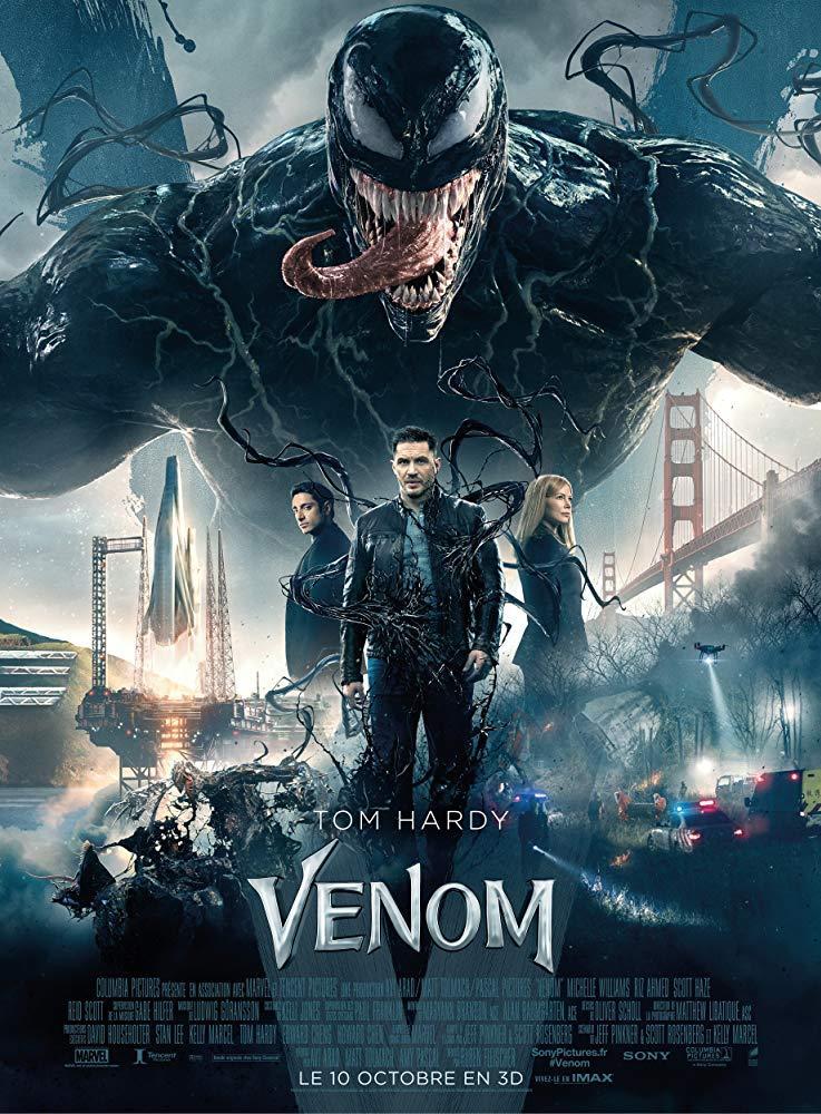مشاهدة فيلم Venom 2018 HD مترجم كامل اون لاين