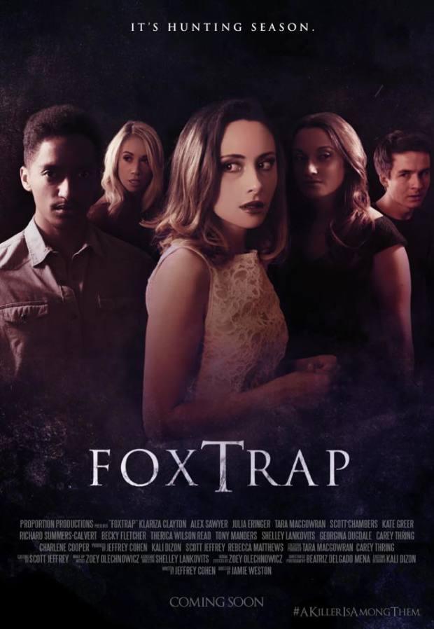 مشاهدة فيلم Fox Trap 2016 HD مترجم كامل اون لاين