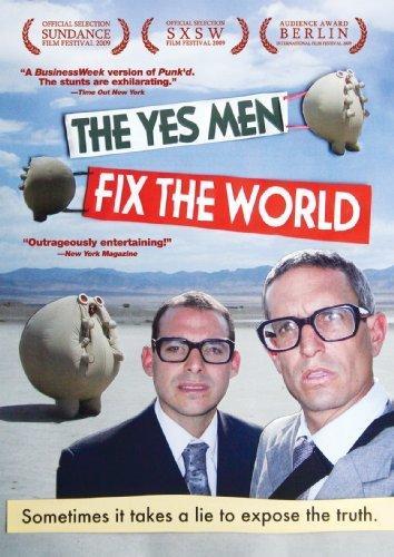 مشاهدة فيلم The Yes Men Fix The World 2009 HD مترجم كامل اون لاين