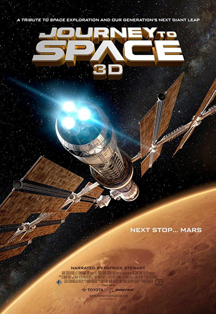 مشاهدة فيلم Journey to Space 2015 HD مترجم كامل اون لاين