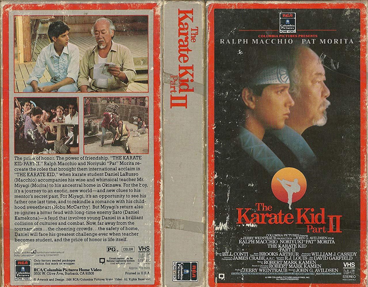 مشاهدة فيلم The Karate Kid Part II 1986 HD مترجم كامل اون لاين