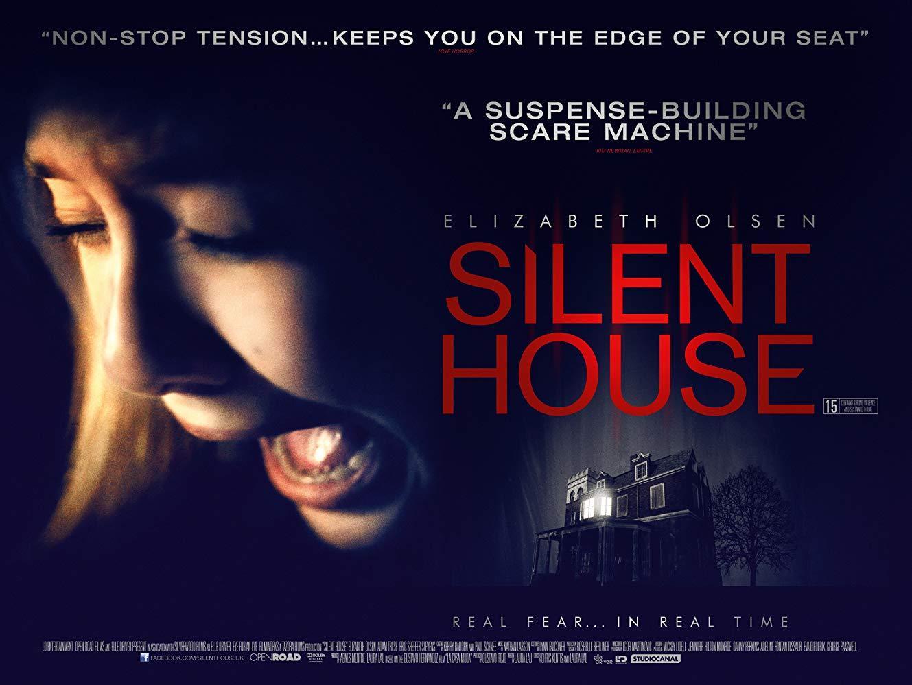 مشاهدة فيلم Silent House 2011 HD مترجم كامل اون لاين