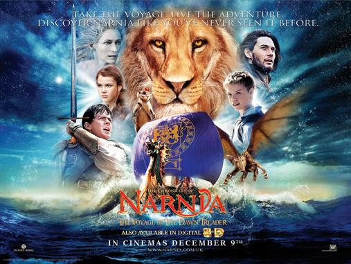 مشاهدة فيلم The Chronicles Of Narnia The Voyage Of The Dawn Treader 2010 HD مترجم كامل اون لاين