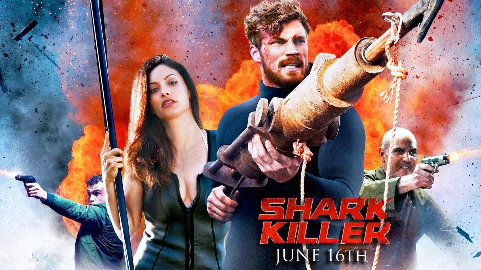مشاهدة فيلم Shark Killer 2015 HD مترجم كامل اون لاين
