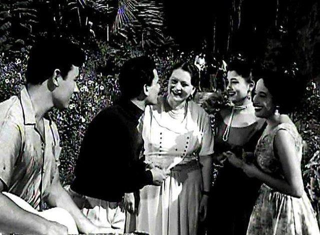 مشاهدة فيلم أيام و ليالي 1955 DVD يوتيوب اون لاين