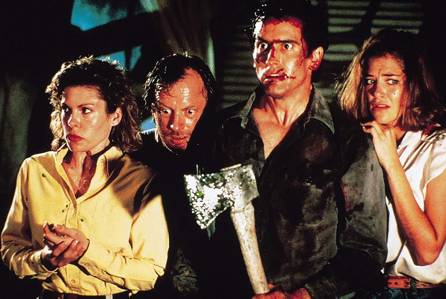 مشاهدة فيلم Evil Dead II 1987 HD مترجم كامل اون لاين