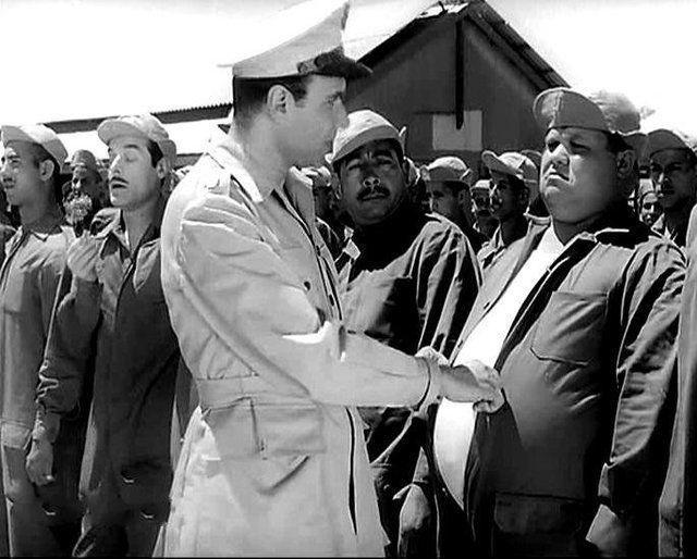 مشاهدة فيلم اسماعيل يس في الجيش 1955 DVD يوتيوب اون لاين