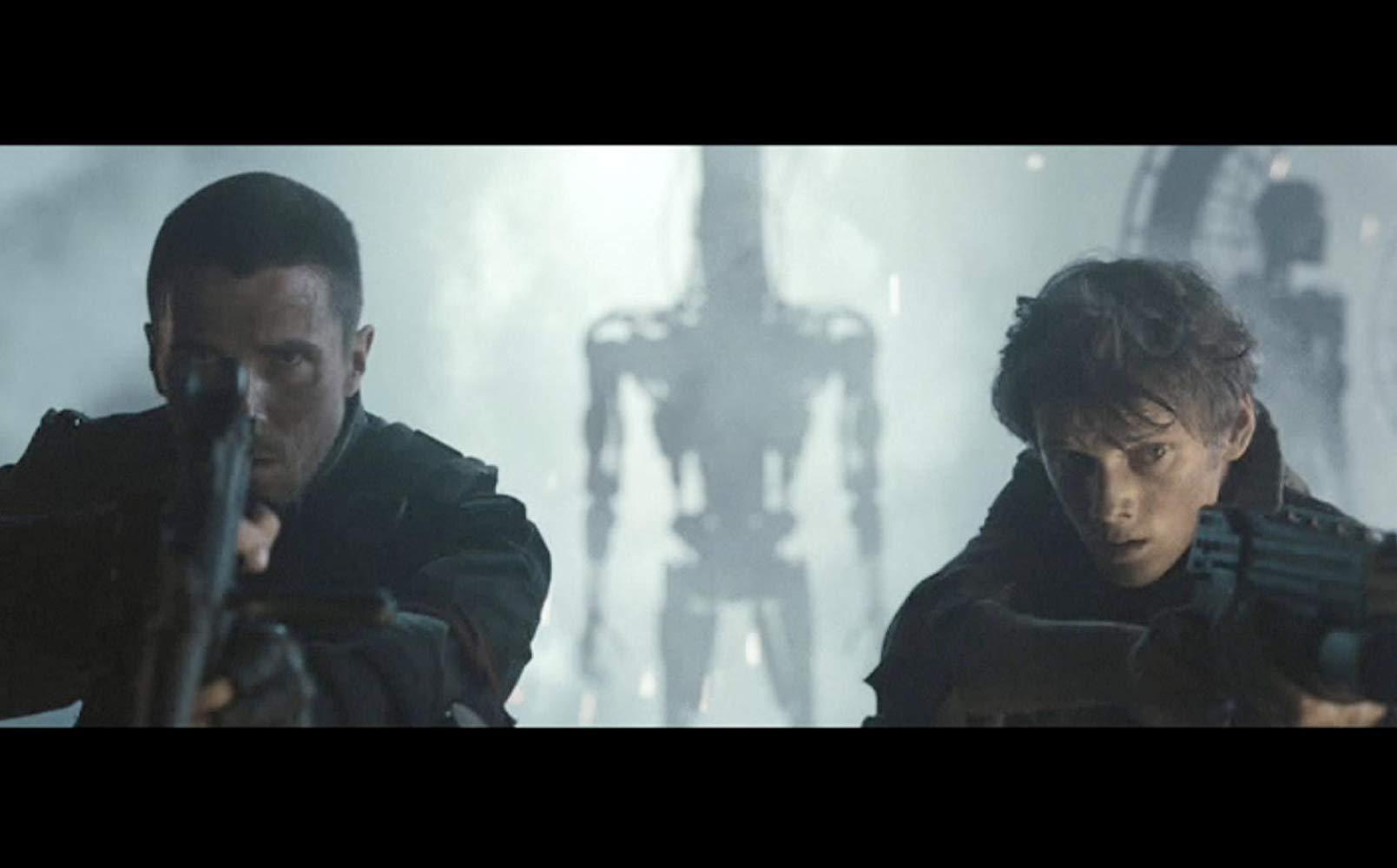 مشاهدة فيلم Terminator Salvation 2009 HD مترجم كامل اون لاين