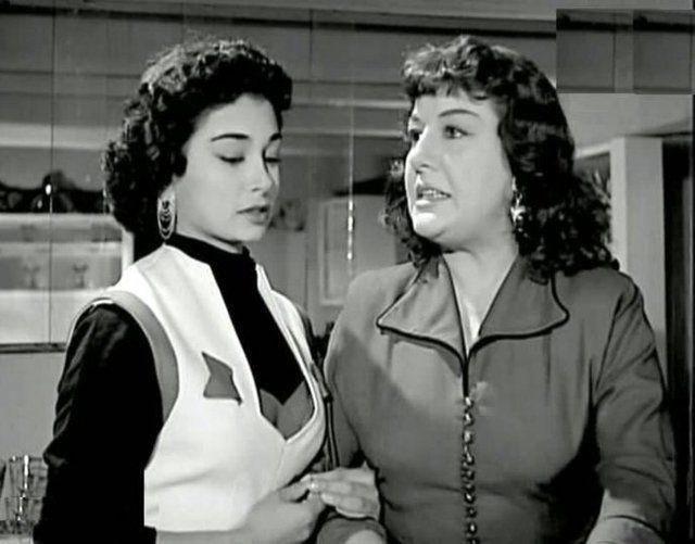 مشاهدة فيلم علموني الحب 1957 DVD يوتيوب اون لاين